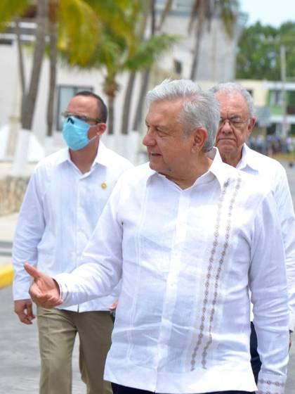 Foto: Cortesía de Presidencia,