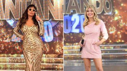 "Moria enfrentó a Laurita en el ""Cantando 2020"""