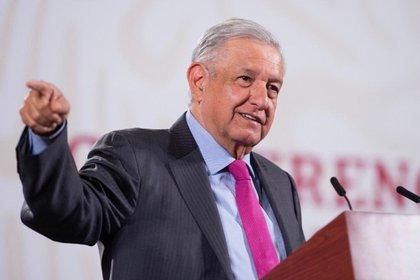 A pesar de que han registrado caídas en la aprobación del presidente Andrés Manuel López Obrador, el mandatario mexicano no ha perdido preferencia (Foto: Presidencia de México)