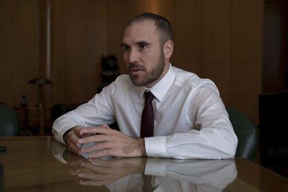 El ministro de Economía, Martín Guzmán, recibió anoche otra propuesta del Comité de Acreedores (ACC)