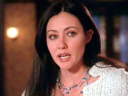 """Shannen Doherty ya había tenido problemas con el elenco de """"Beverly Hills, 90210"""" (Foto: Hechiceras/Warner Bros)"""