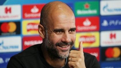 Guardiola prepara el plantel para la temporada 2020/21 (Reuters)