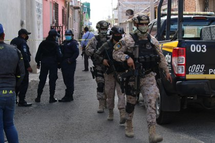 On January 12, in the municipality of Juventino Rosas, the local PAN deputy, Juan Antonio Acosta Cano, was assassinated (Photo: Archive)