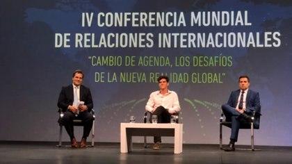 La Conferencia Mundial de Relaciones Internacionales fue organizada por el CEERI