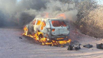 """Pobladores de Tepuche, Sinaloa, entraron en pánico ante la eventualidad de choques entre células de Los Chapitos e Ismael """"El Mayo"""" Zambada (Foto: Twitter/fernand17704066)"""