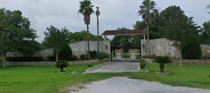 Vista de Silver Wolf Ranch, en la que la familia del apóstol tiene un zoológico particular. Foto por Raúl Olmos