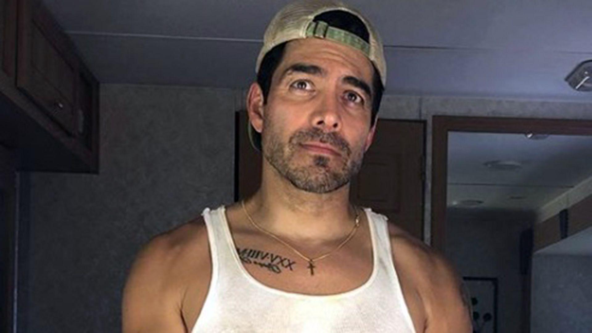 Omar Chaparro contagiado de COVID-19