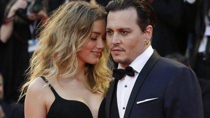 La pareja se casó en febrero de 2015 en Los Ángeles y en las Bahamas