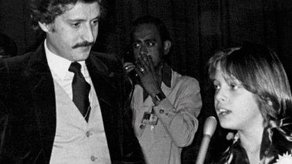 En la actualidad ya es más comprendido por qué Luis Miguel tuvo una relación tan tensa con su padre, Luisito Rey (Foto: Archivo)