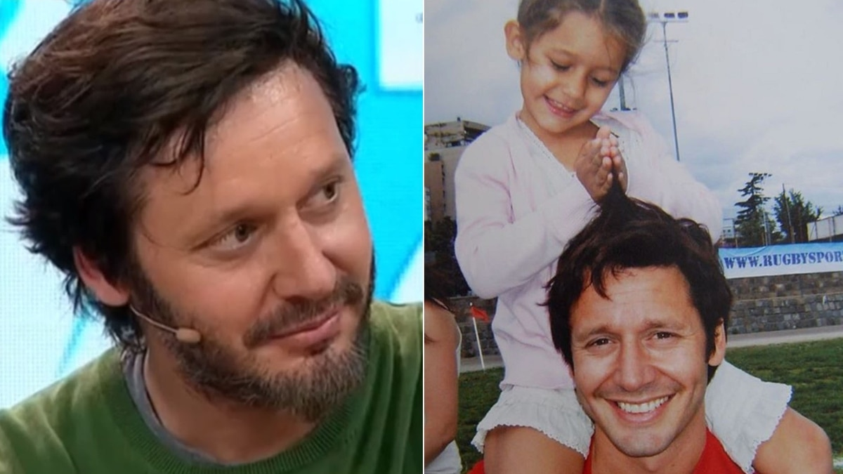 """Benjamín Vicuña contó cómo recuperó fotos inéditas de su hija Blanca: """"Las tomo como un tesoro"""" - infobae"""
