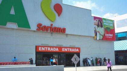 Soriana es otra de las empresas que ha sido denunciada por sus trabajadores. (Foto: Cuartoscuro)