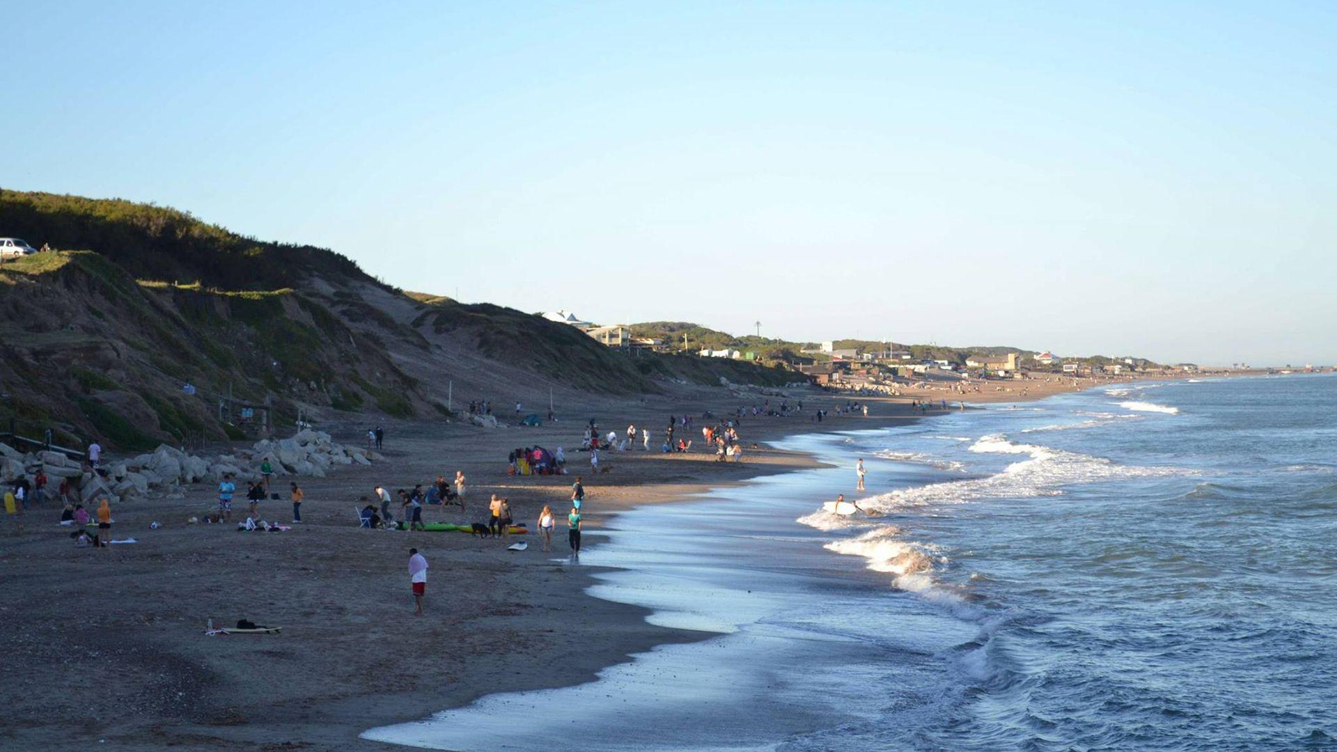 Por el lado de las playas habrá que respetar medidas generales de distanciamiento y uso de tapabocas (Facebook)