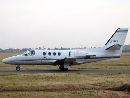 El avión de Shoklender