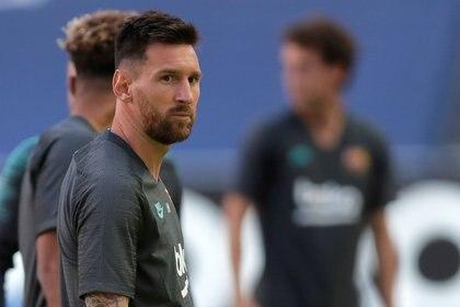 El futuro de Messi sigue siendo desconocido: ¿seguirá en Barcelona?  (Manu Fernandez / Pool vía REUTERS)