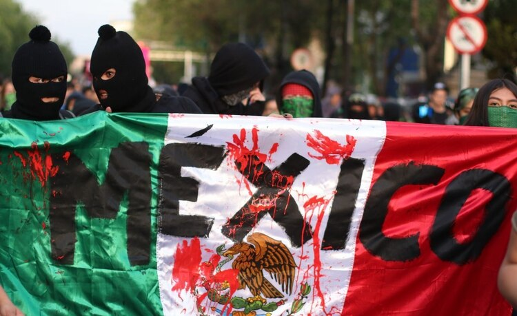 El Estado de México es uno de los lugares más peligrosos para ser mujer en México (Foto: Galo Cañas / Cuartoscuro)