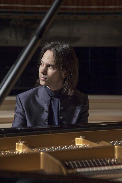 Horacio Lavandera recorrió el mundo gracias a la música (Juan Hitters)