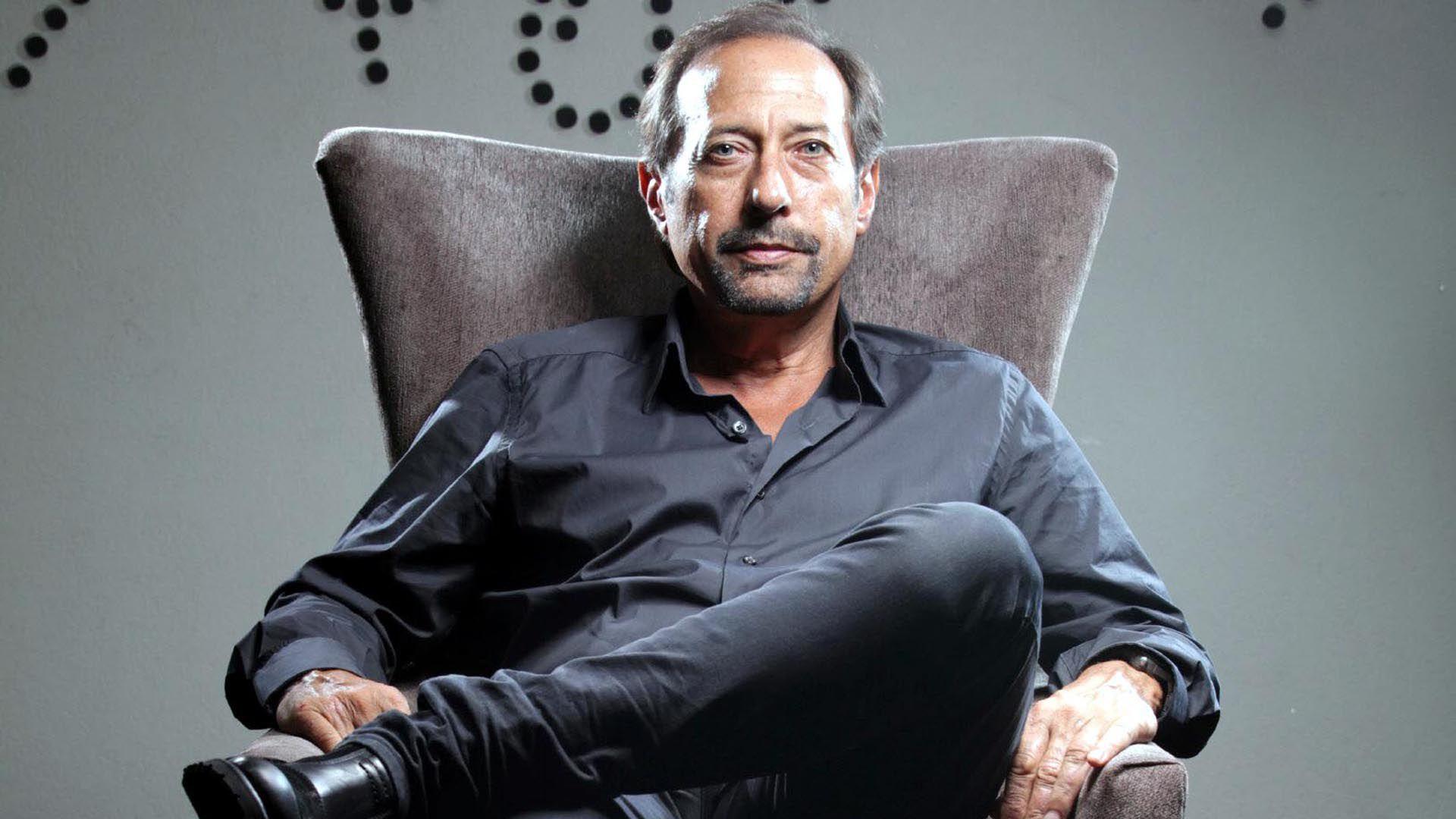 Guillermo Francella transita la enfermedad con síntomas leves