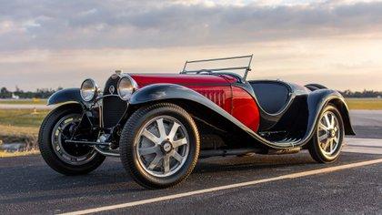 Bugatti dominó el Top Five de los autos que más se pagaron por subastas en 2020 (Bugatti)