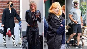 La transformación de Nicole Kidman en Lucille Ball, el paseo de Irina Shayk con su hija en Nueva York: celebrities en un click