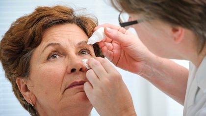 El 86,4% de las personas que acudían a la consulta oftalmológica presentaba síntomas compatibles con el síndrome de ojo seco