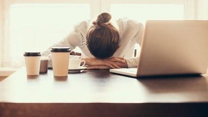 Descartar aquello que produce cansancio requiere de un gran análisis introspectivo Foto: (Archivo)