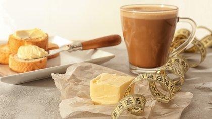 La manteca es una de las apuntadas por su concentración de grasas saturadas (Shutterstock)