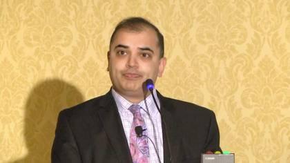Sapan Desai, fundador y director ejecutivo de Surgisphere (Foto: Gore Medical)