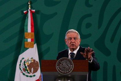López Obrador criticó la actuación de la DEA en el caso Cienfuegos Zepeda (Foto: GALO CAÑAS/CUARTOSCURO)