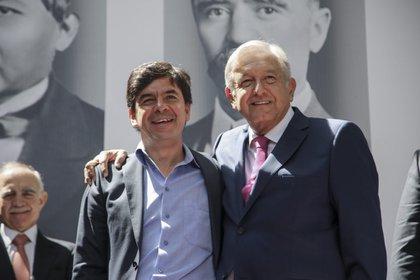 """Jesús Ramírez Cuevas controla la comunicación social de la llamada """"Cuarta Transformación"""" (Foto: Archivo)"""