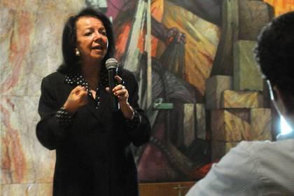 Fue fundadora y directora del Centro de la Imagen (Foto: Twitter/@cultura_mx)