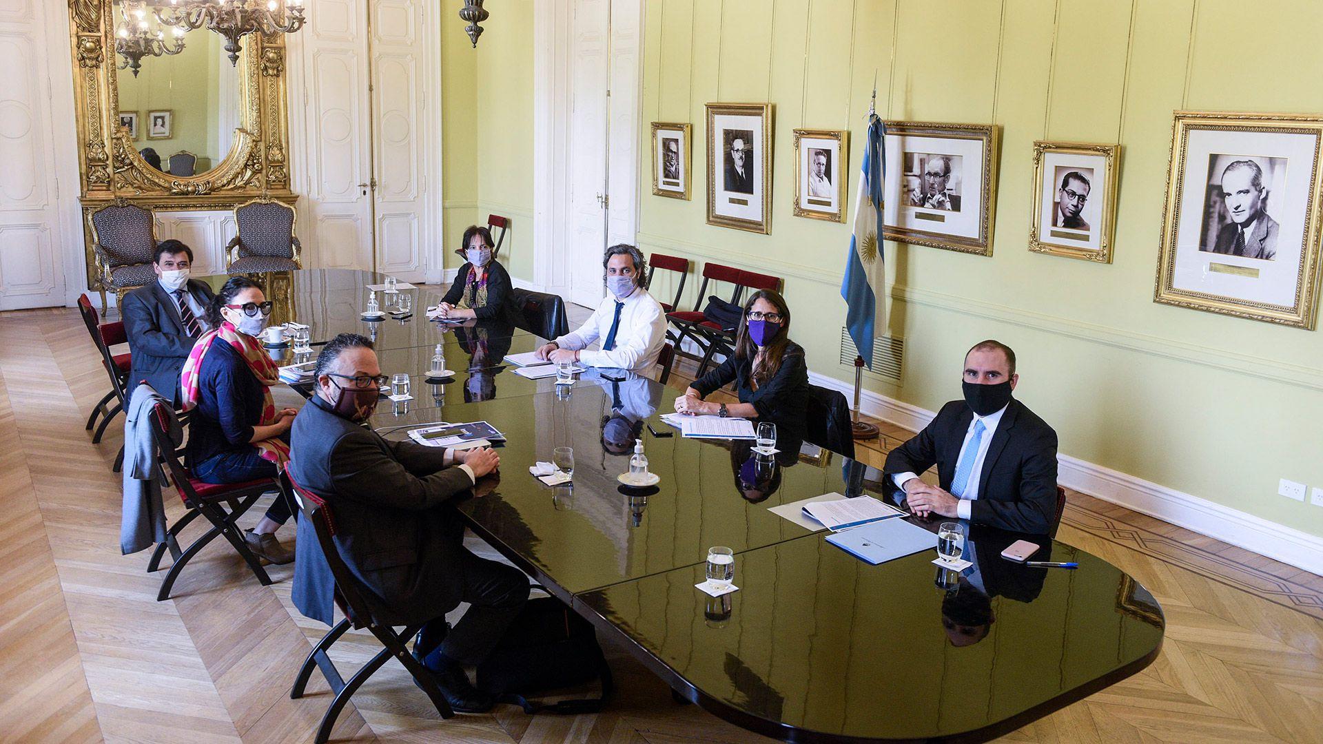 gabinete economico 1