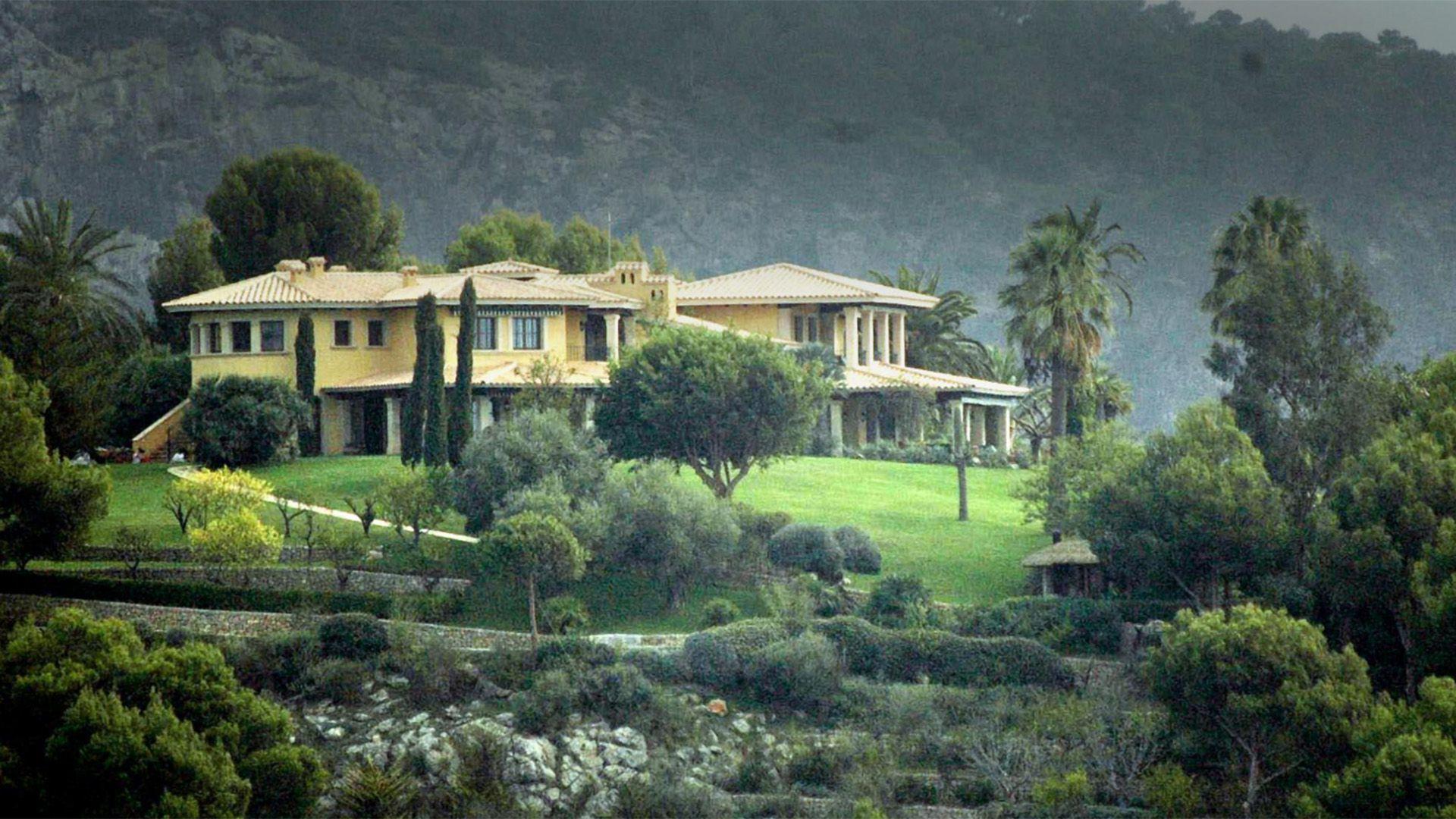 La mansión que pertenecía a Florentino Pérez ahora es de la familia Schumacher