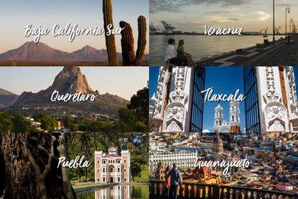La actividad turística en México representa 8.7% del PIB. Genera 14,700 millones de dólares y aporta a la economía del país 4.1 millones de empleos (Foto: Visit México)