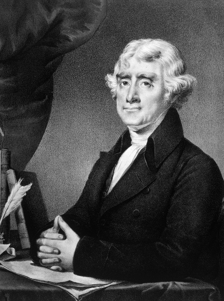 Thomas Jefferson (Shutterstock)