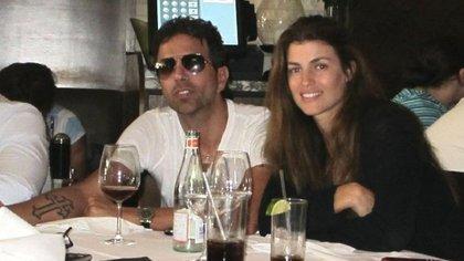 Pablo Cosentino y Daniela Urzi