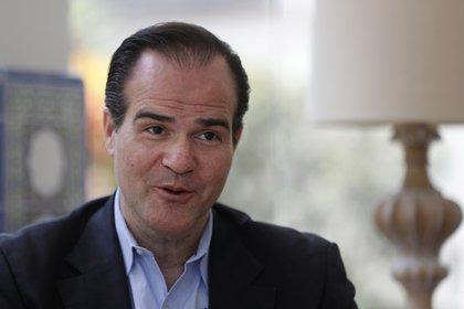 Mauricio Claver-Carone, en una entrevista