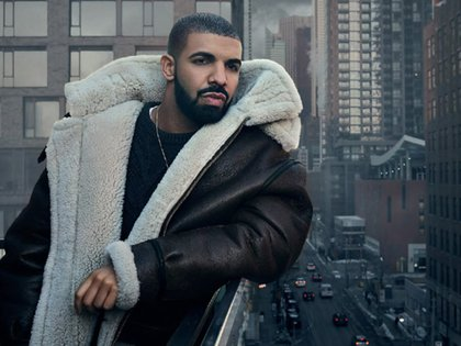 El rapero canadiense Drake, un esperado de Fortnite