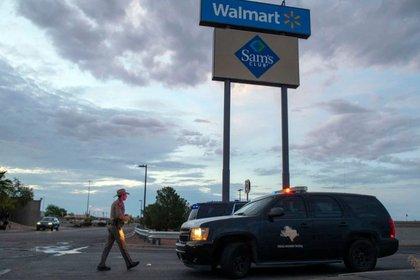 El Walmart donde ocurrió la tragedia (Foto: Washington Post) en el Paso Texas