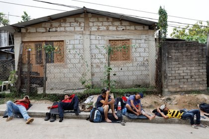 """Se dictó prisión preventiva justificada en contra de Abel """"G"""", y fijó distintas medidas cautelares, entre ellas la prohibición de salir del país, para Vicente """"B"""" (Foto: REUTERS/Carlos Jasso)"""