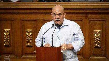 El jefe de Gobierno de Caracas, Darío Vivas, también falleció por coronavirus EFE/ Rayner Peña/Archivo