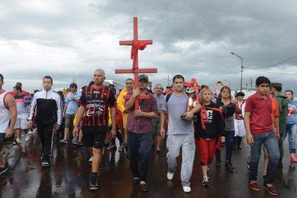 La ciudad de Mercedes, en Corrientes, no podrá recibir a las miles de personas que cada 8 de enero se acercan a venerar al santo pagano.