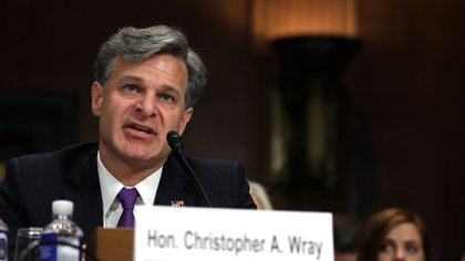 Christopher Wray (Getty Images)