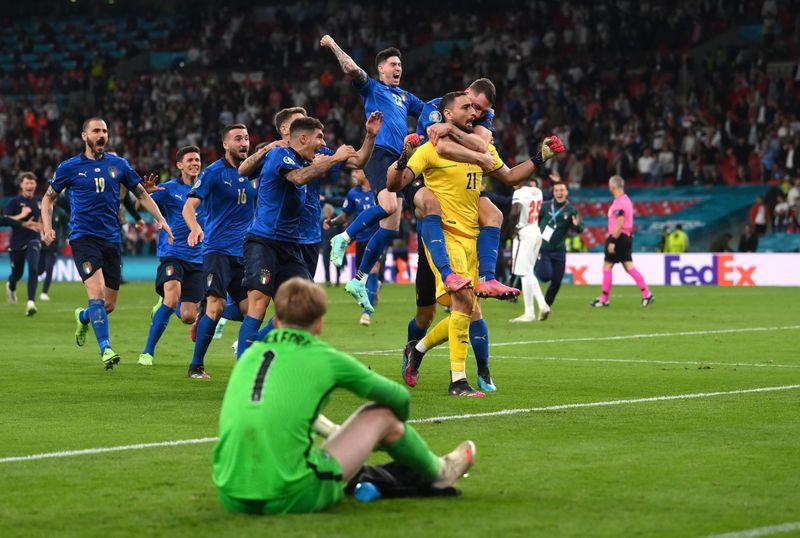 Italia es el actual campeón de la Eurocopa (Foto: Reuters)