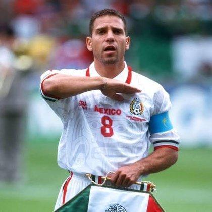 Alberto García Aspe mundial 1994 (Foto: Twitter García Aspe)