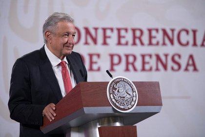 AMLO dijo que se mantuvo al margen de la decisión del Tribunal (Foto: Presidencia de México)