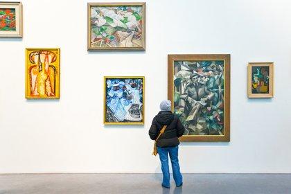 El Tate posee alrededor de 400 obras de artistas latinoamericanos