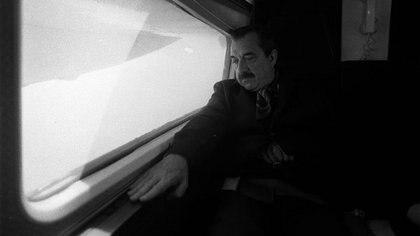 """Imagen de """"Raúl"""", la película sobre Alfonsín"""