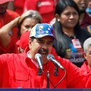 Venezuela's President Nicolas Maduro attends a rally in support of the government and to commemorate the 20th anniversary of the arrival to the presidency of the late President Hugo Chavez in Caracas, Venezuela February 2, 2019. REUTERS/Manaure Quintero NO RESALES. NO ARCHIVES.