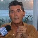 Miguel Ángel Cherutti desde Mar del Plata (Foto: Video Implacables, Canal 9)