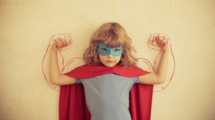 Los estereotipos de género se arraigan desde la niñez (Shutterstock)